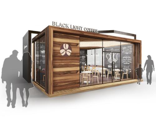«Кофейня»модульная система