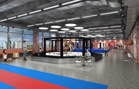 ФОК «WORLD GYM» Красногорск
