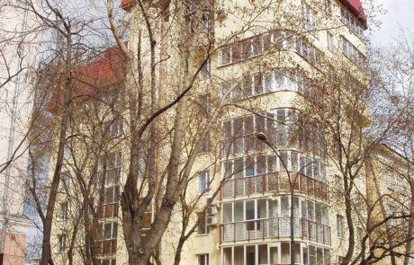 Жилой дом на «Быкова»
