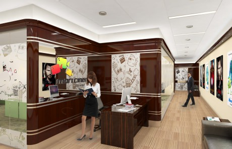 Офис ГК «РЕГИОНЫ» Москва