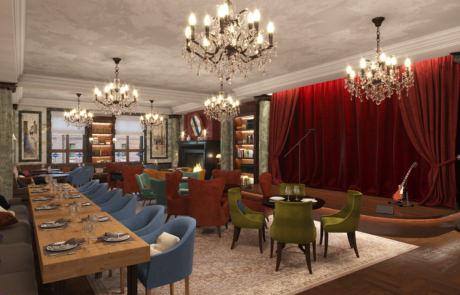 Рестораны ГК «РЕГИОНЫ» Москва