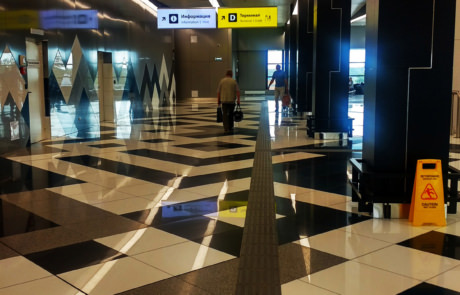 Аэропорт Шереметьево «МТП»