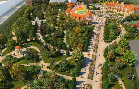 Парк Развлечений «УРАЛ»